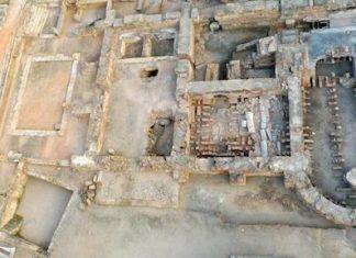 protecció de les termes romanes de Mura
